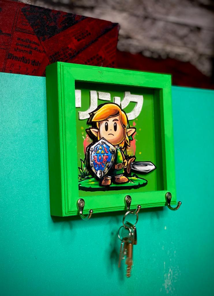 Porta Chaves: The Legend of Zelda - EV