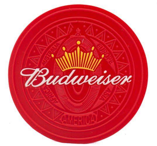 Porta Copo Budweiser
