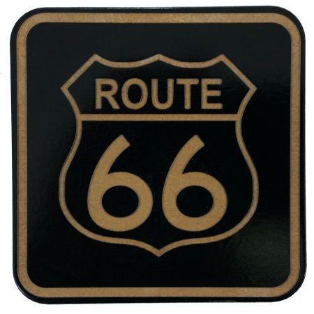 Porta Copo Route 66
