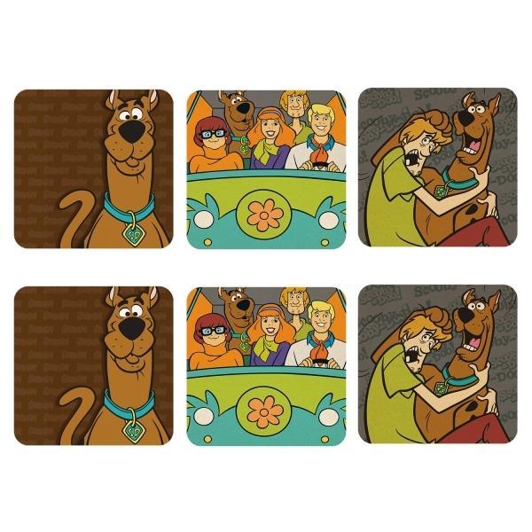 Porta Copos Scooby-Doo Personagens - Urban