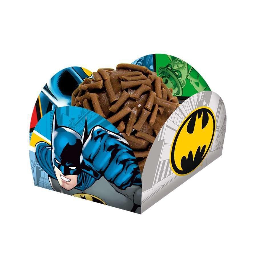 Porta Forminha Batman 2016 - Festcolor
