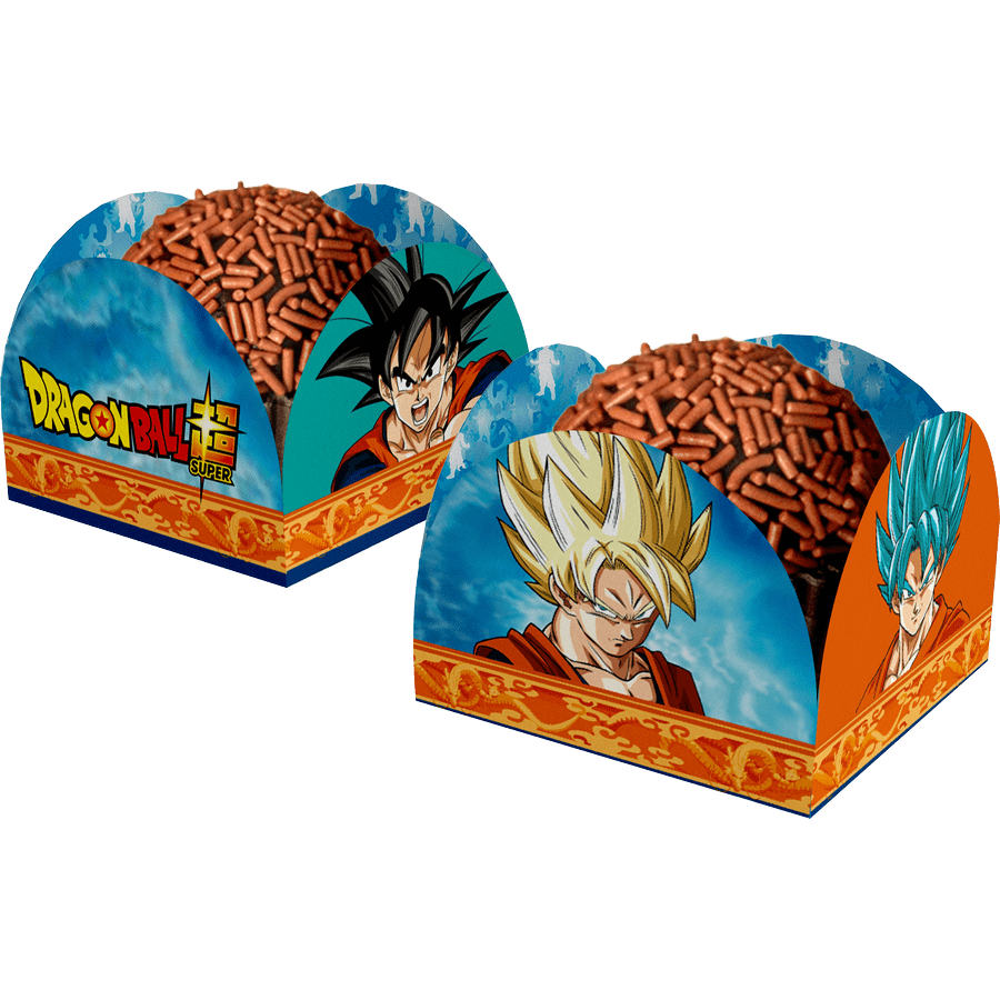 Porta Forminha: Dragon Ball - Festcolor