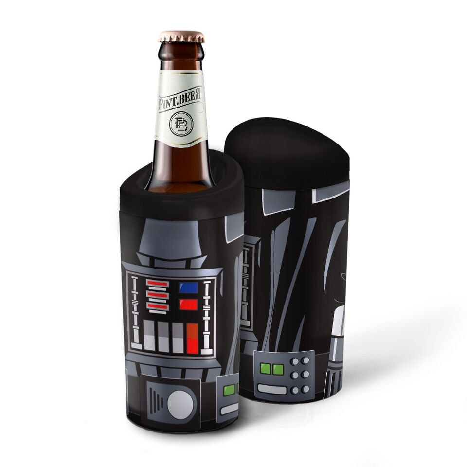 Porta Garrafa Térmico Darth Vader: Star Wars - (600ml)