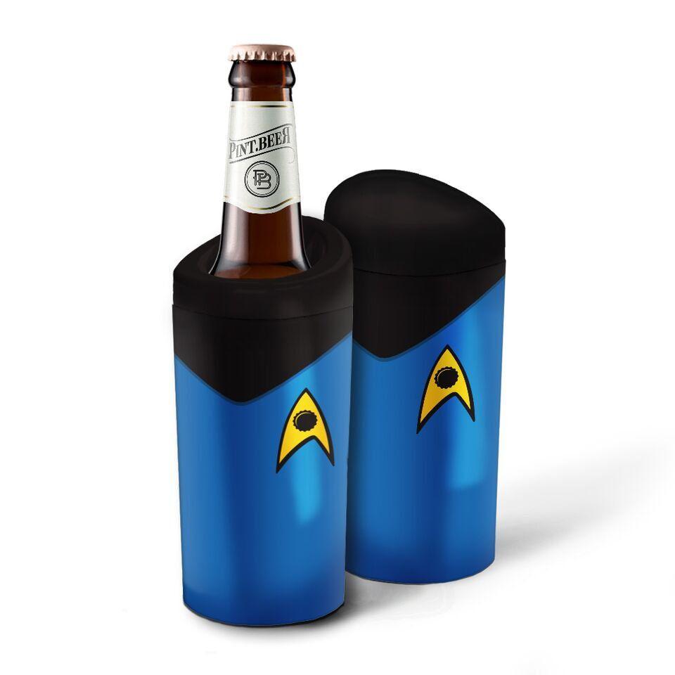 Porta Garrafa Térmico: Star Trek - (600ml) - EV