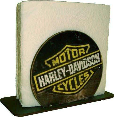 Porta Guardanapo: Harley-Davidson