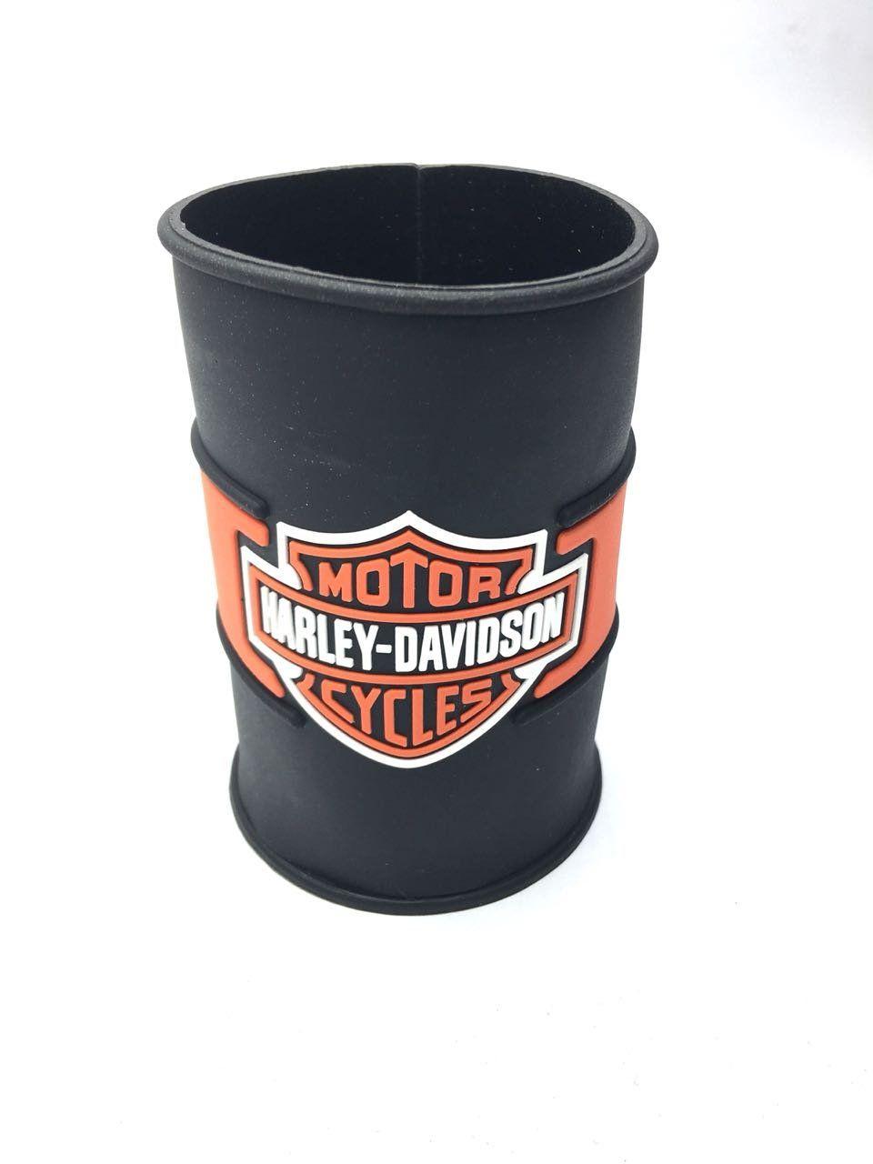 Porta Lápis/Canetas Harley Davidson