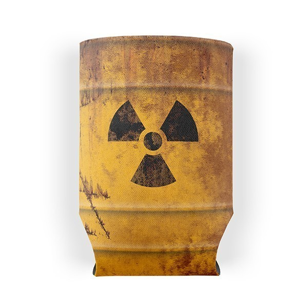 Porta Lata Radioativo