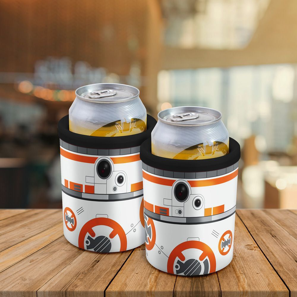 Porta Latas BB-8: Star Wars - (350ml)