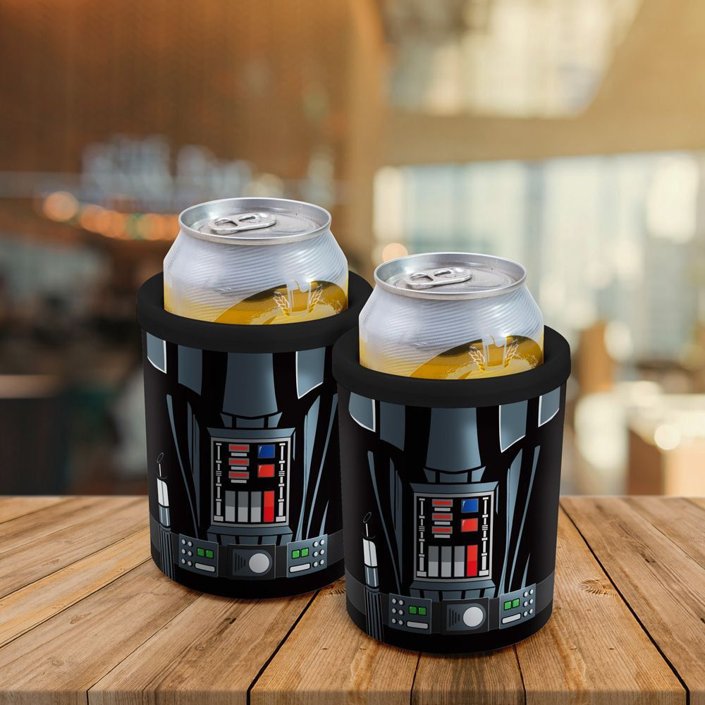 Porta Latas Darth Vader: Star Wars - (350ml)