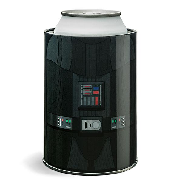 Porta Latas de Metal / Cooler Darth Vader: Star Wars