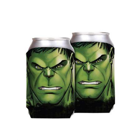 Porta Latas Hulk - Marvel