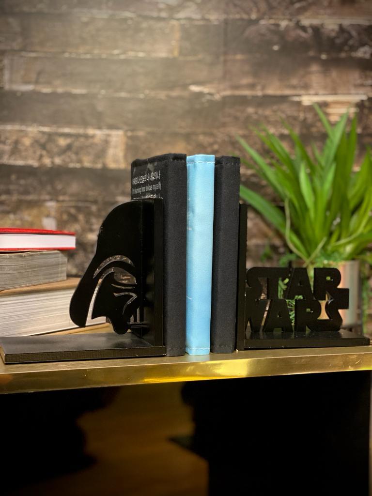 Porta Livro / Aparador de Livro Darth Vader: Star Wars