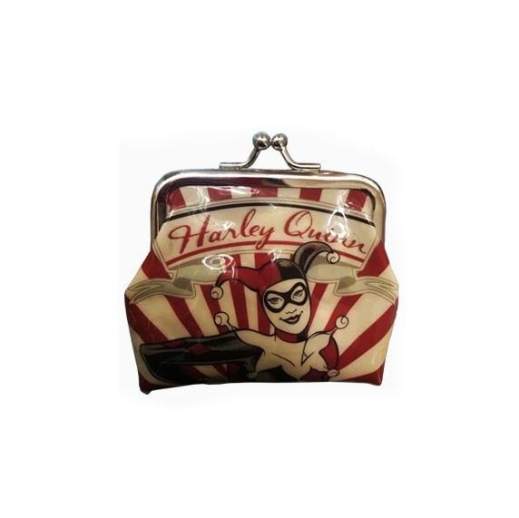 Porta Moeda Harley Quinn Clássica