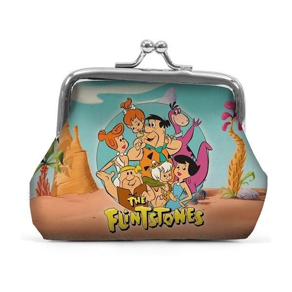 Porta Moedas Hanna Barbera : Flintstones  - Urban
