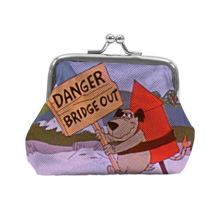Porta Moedas Hanna Barbera : Mutley - Urban