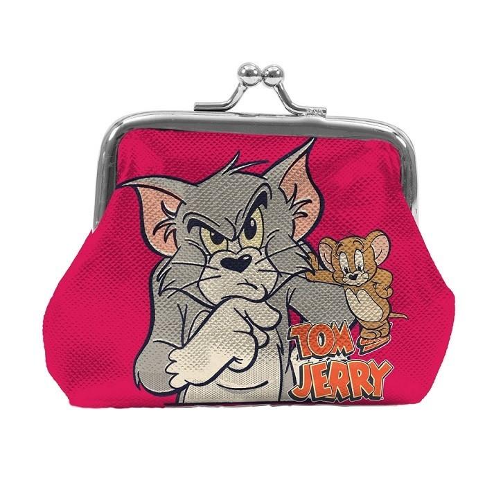 Porta Moedas Hanna Barbera : Tom e Jerry - Urban
