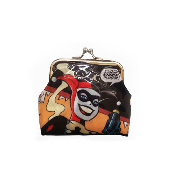 Porta Moedas Harley Quinn Animated