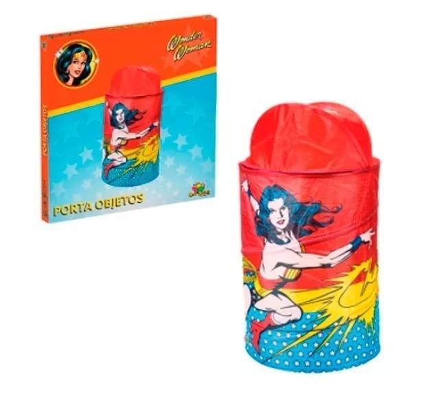 Porta Objetos Mulher Maravilha (Wonder Woman)