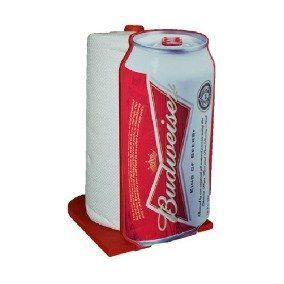 Porta Papel Toalha Budweiser