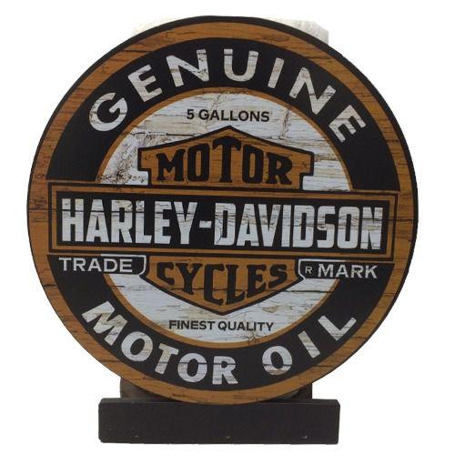 Porta Papel Toalha Harley-Davidson