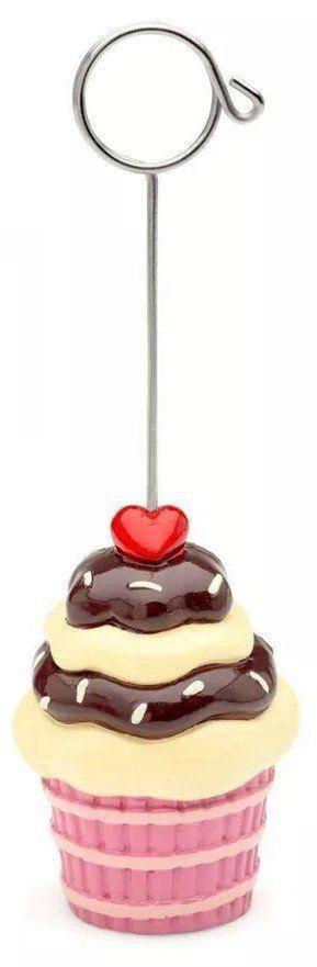 Porta Recados: Cupcake - Rosa