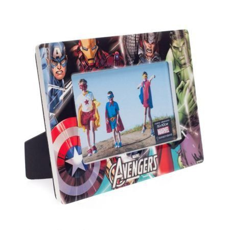 Porta Retrato Avengers - Marvel