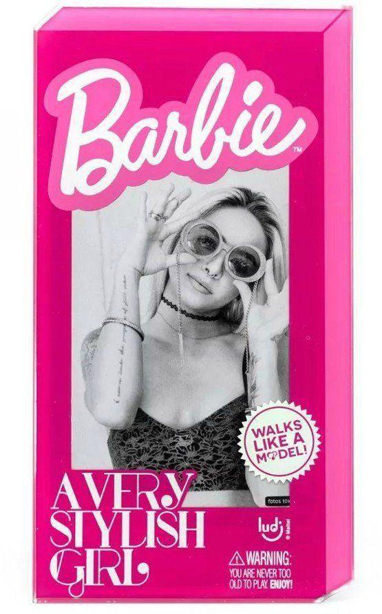 Porta Retrato Barbie: Caixa Beauty