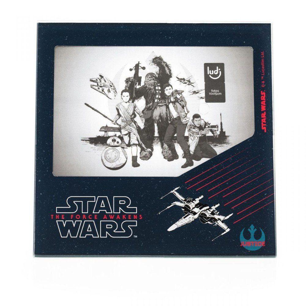 Porta Retrato Resistência: Star Wars Força