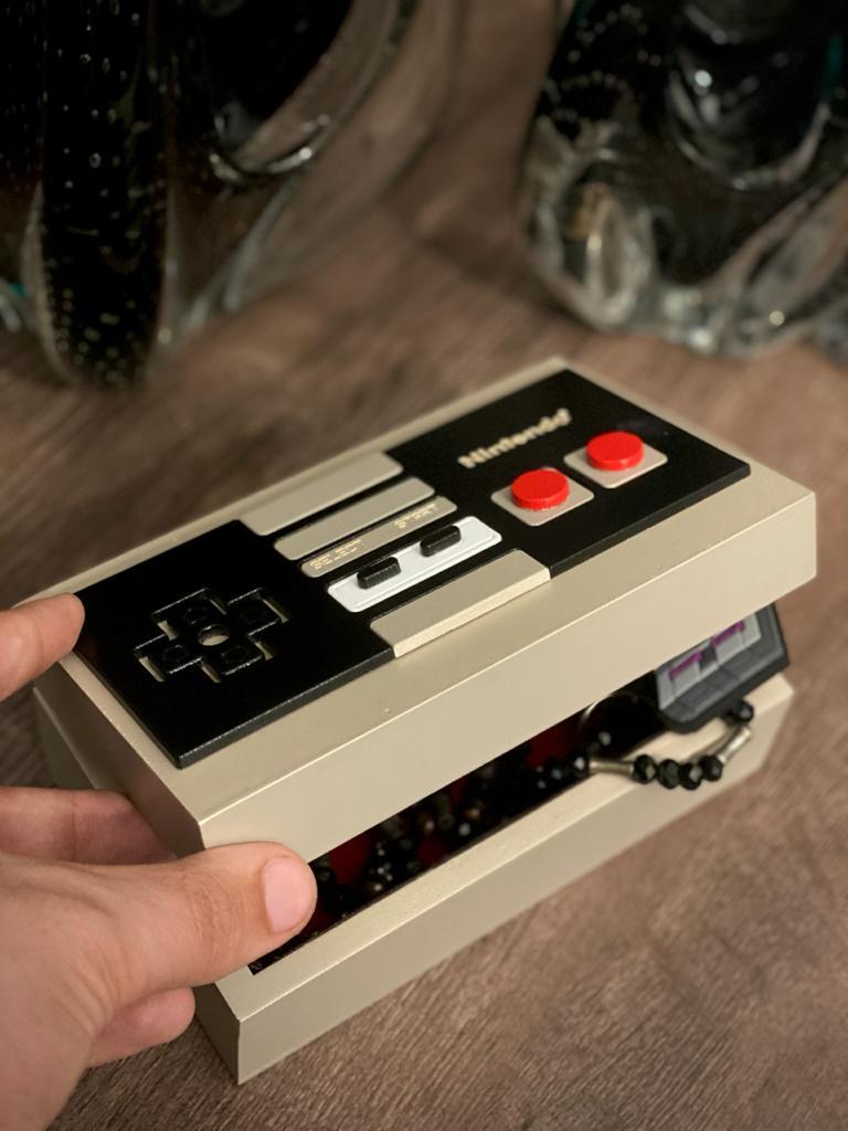 Porta Treco Gamer Nintendo - EV