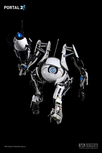 Boneco Atlas: Portal 2 Escala 1/6 - ThreeA - CD