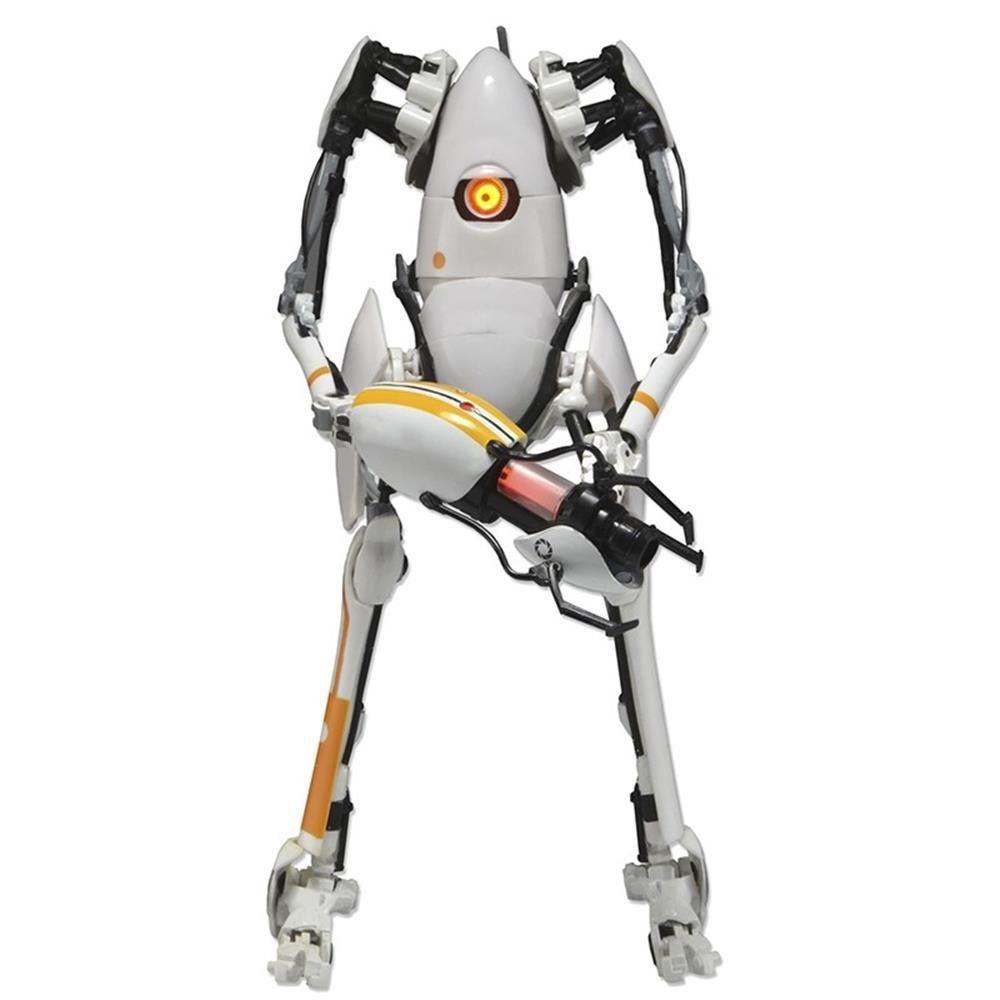 Portal 2 P-Body (Com luz led) - Neca