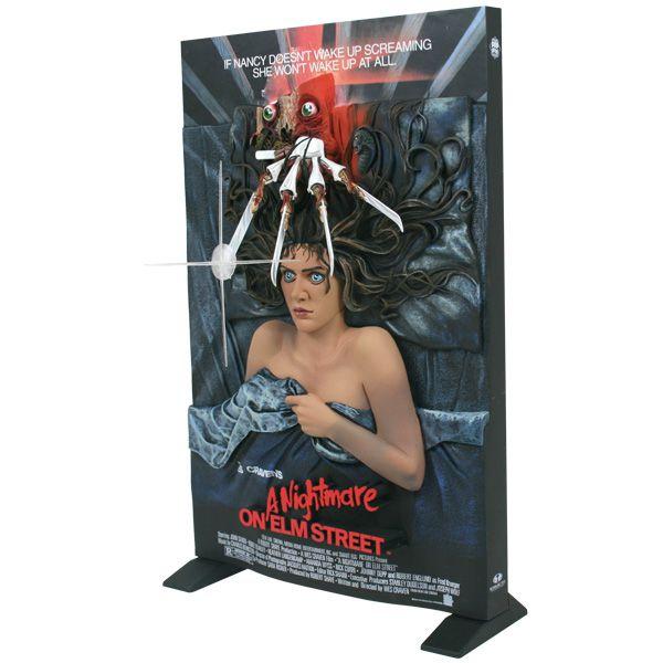 Poster 3D A Hora do Pesadelo (A Nightmare On Elm Street): Movie Maniacs - Mcfarlane - CG