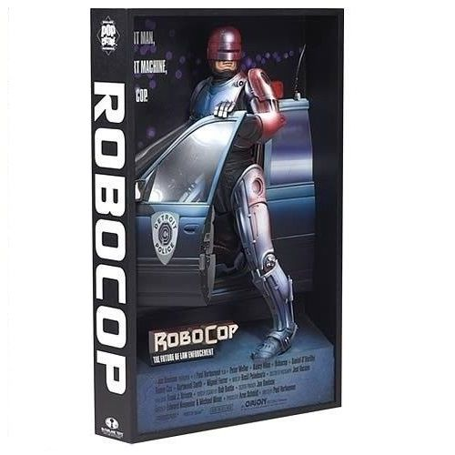 Poster 3D Robocop: Movie Maniacs - Mcfarlane - CG