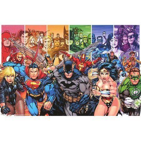 Poster DC Comics