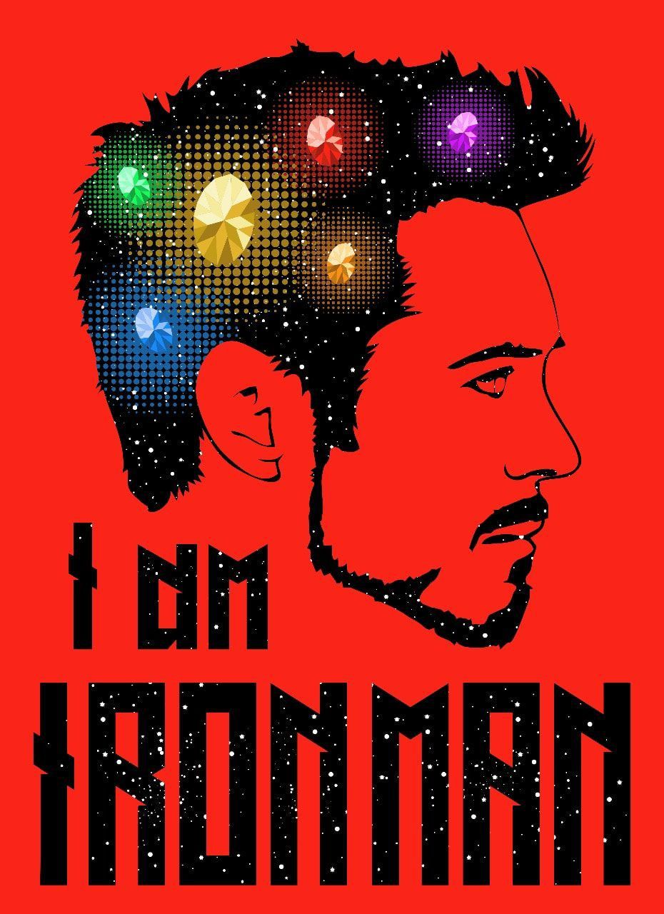 Pôster Iron Man: I Am Iron Man (Sem Moldura)