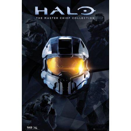 Poster Moldurado Halo