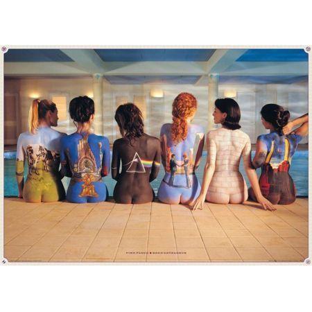 Poster Moldurado Led Zeppelin Girls