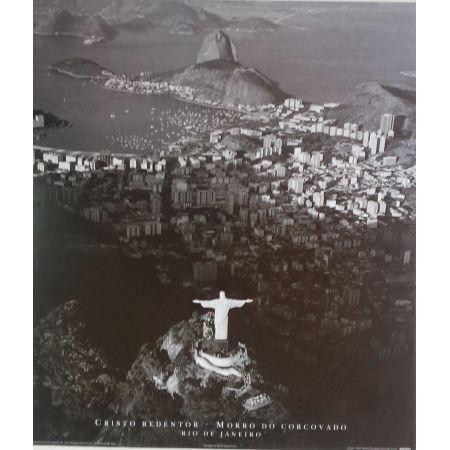 Poster Moldurado Rio de Janeiro