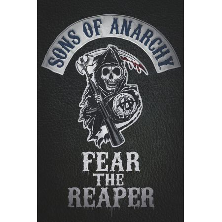 Poster Moldurado Sons of Anarchy