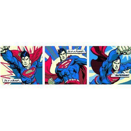 Poster Moldurado Superman