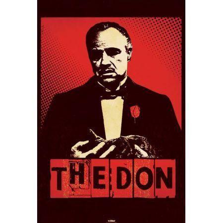 Poster Moldurado The Don