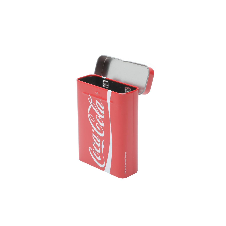 Pote de Metal Cozinha: Logo Coca Cola - Urban