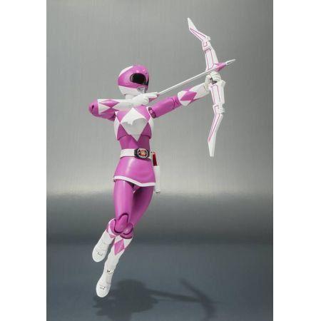 Power Rangers SHFiguarts Ranger Rosa - Bandai