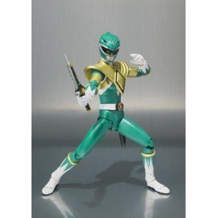 Power Rangers SHFiguarts Ranger Verde - Bandai