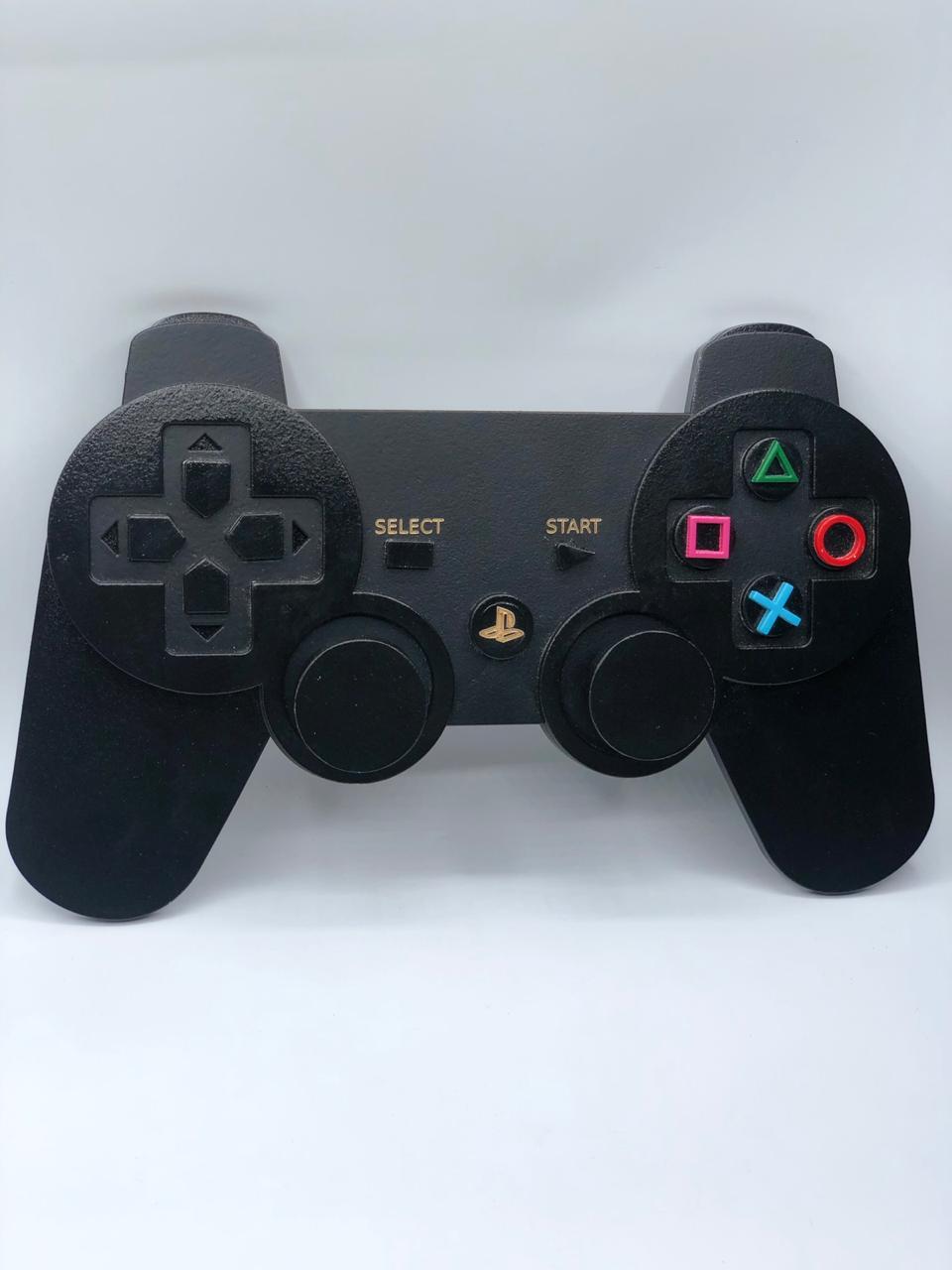 Prateleira Pendurador Playstation