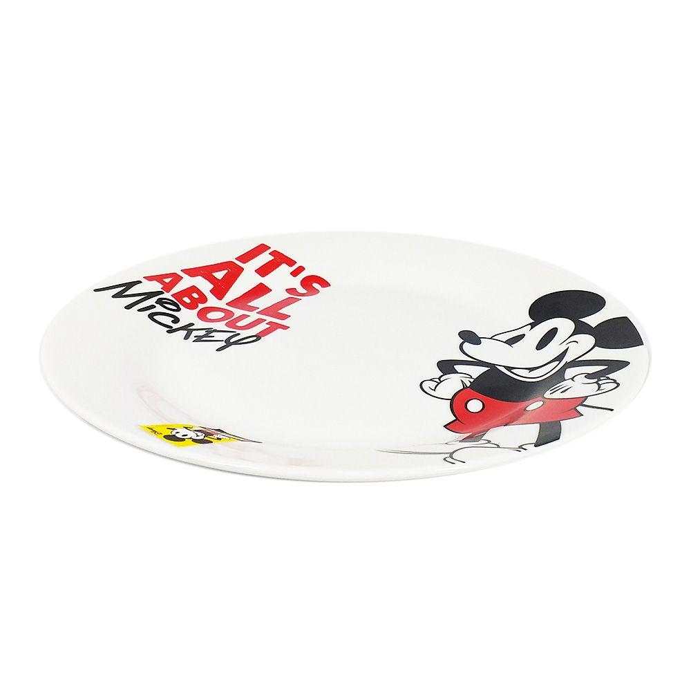 Prato de Sobremesa Mickey Mouse (It´s All About Mickey): Disney