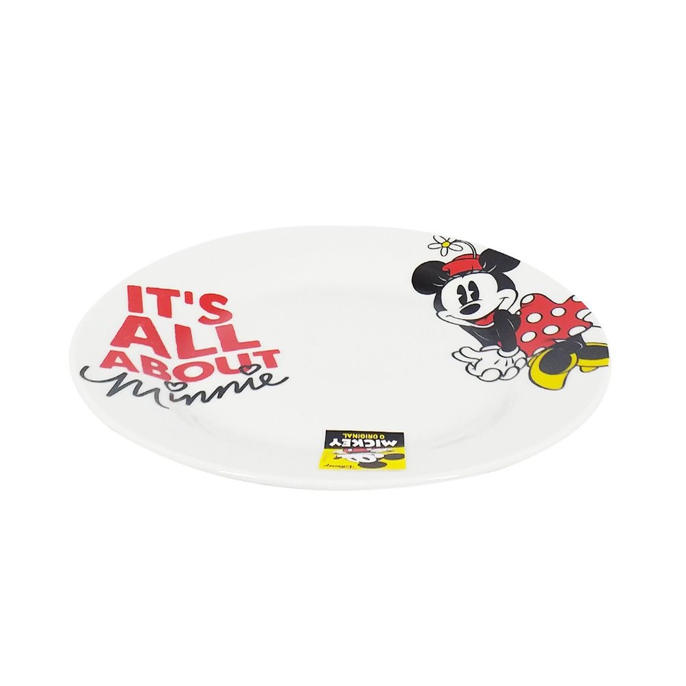 Prato de Sobremesa Minnie Mouse (It´s All About Minnie): Disney