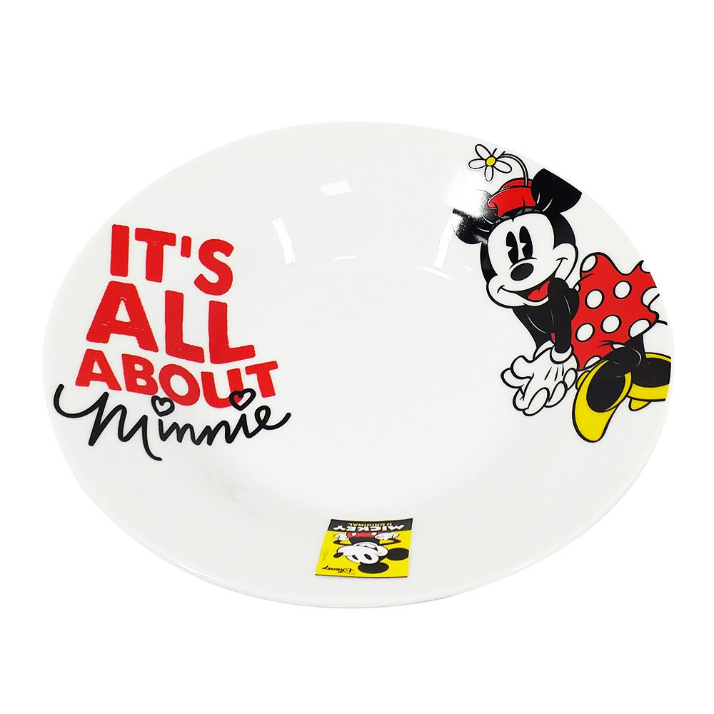 Prato Fundo Minnie Mouse (It´s All About Minnie): Disney