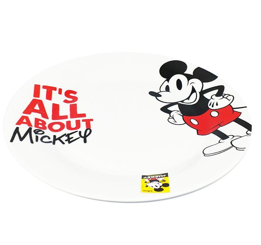Prato Raso Mickey Mouse (It´s All About Mickey): Disney