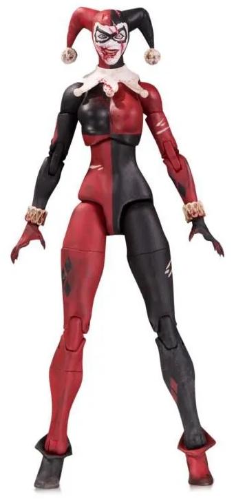 PRÉ VENDA: Action Figure Arlequina (Harley Quinn) DCeased 7